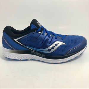 Saucony Men's Guide ISO 2 Blue RunningShoes
